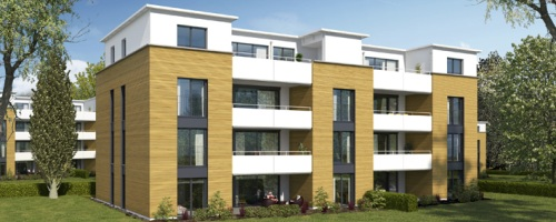 Neubau Buchwiese, Aadorf – Wohnen und leben auf der grünen Wiese