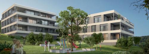 Neubau Schulstrasse, Aadorf – Zwischen Lernen, Wohnen und Austoben