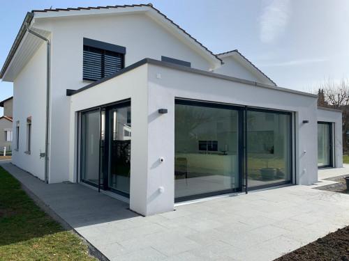 Anbau DEFH Aadorf – Im Doppelpack zu mehr Wohnraum