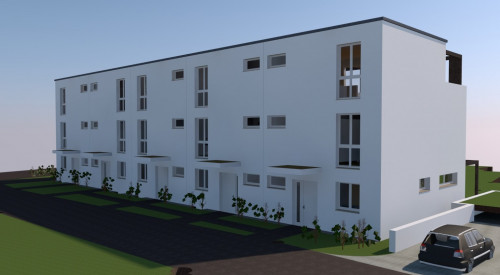 Neubau MFH mit 5 Einheiten, Bürglen – das Einfamilienhaus im Mehrfamilienhaus