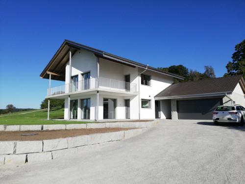 Neubau EFH, Homburg – Idyllisches Eigenheim mitten auf dem Land