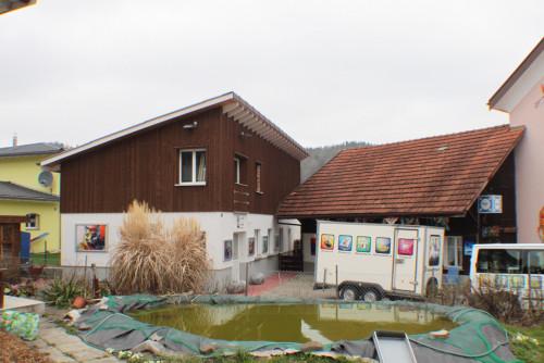 Neubau Künstleratelier, Bichelsee – Für kleine und grosse Ambitionen