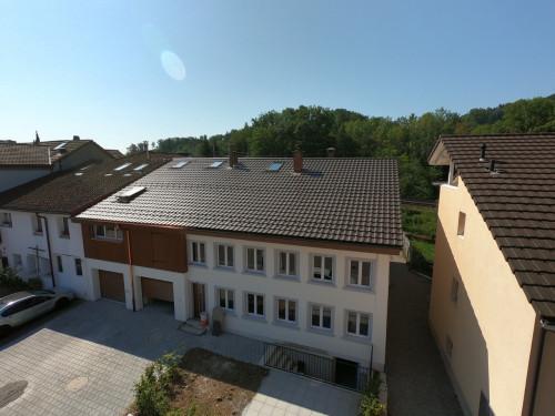 Ersatzneubau REFH, Aadorf – Mut zur Schliessung einer Wohnlücke