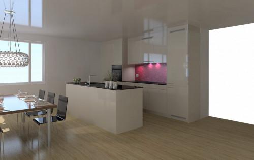 Neubau MFH, Märwil – Neben Schutzobjekten entsteht Neues