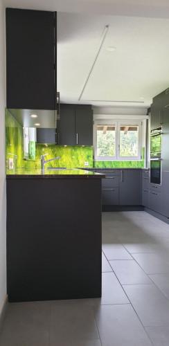 Sanierung Küche, Egghof bei Hagenbuch – Kleiner Umbau, grosse Wirkung