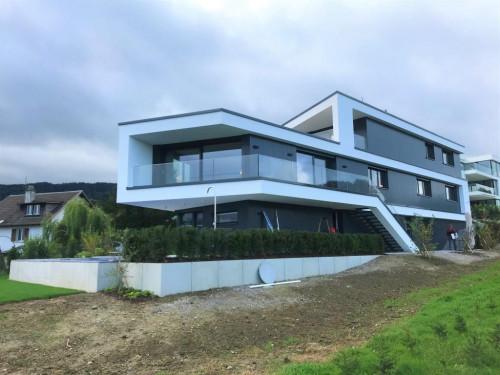 Neubau Einfamilienhaus, Rorschacherberg – Statik sichtbar gemacht