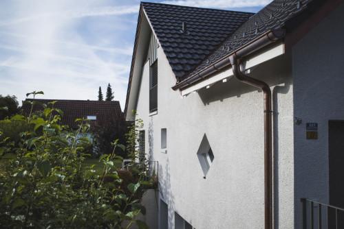Umbau EFH, Thundorf – ...und es wurde hell